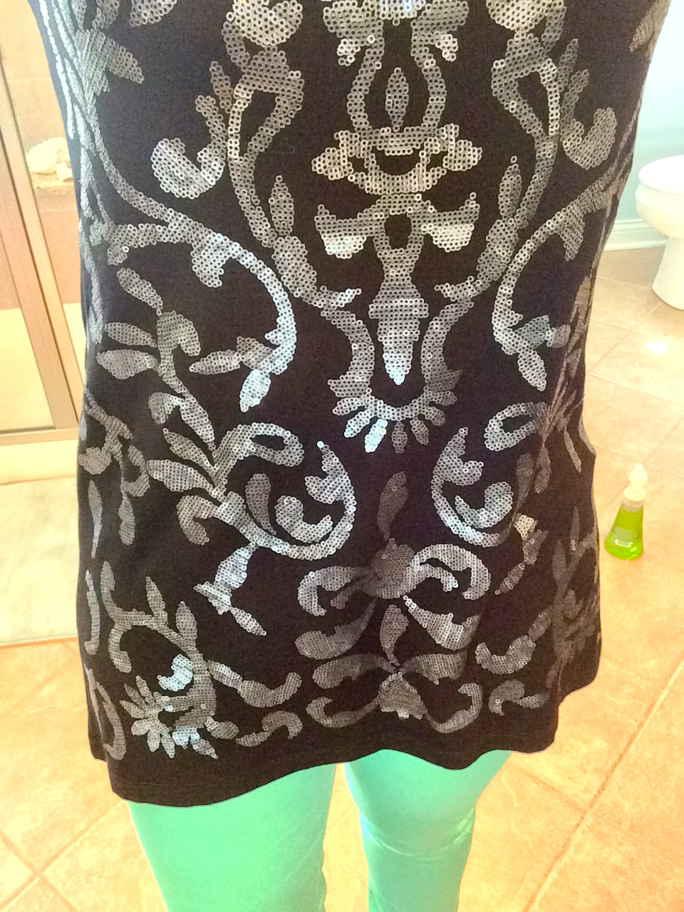 Martini devin lace detail maxi dress