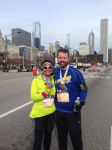 Hot Chocolate 15K: Post-race